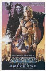 Poster I dominatori dell'universo  n. 0