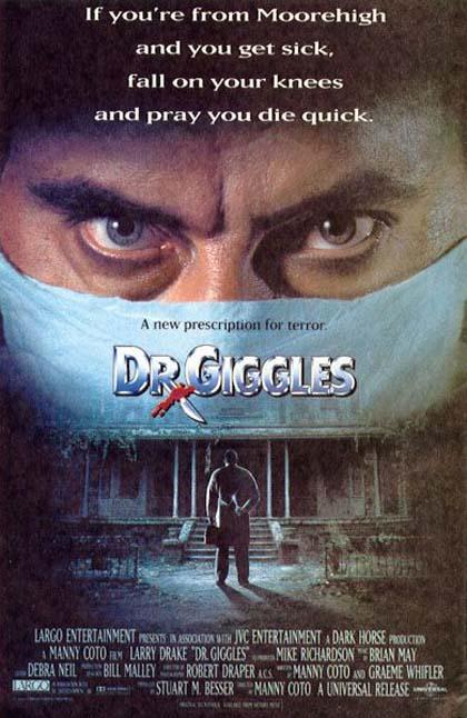 Trailer Dr. Giggles