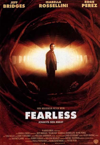 Poster Fearless - Senza paura