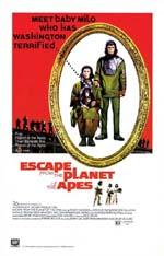 Poster Fuga dal pianeta delle scimmie  n. 0