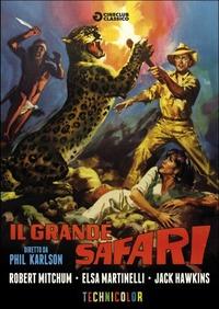 Locandina Il grande safari