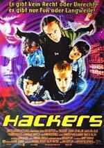 Locandina Hackers