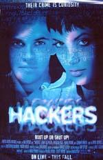 Poster Hackers  n. 1