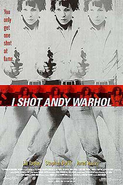 Poster Ho sparato a Andy Warhol