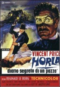 Locandina Horla (Diario segreto di un pazzo)
