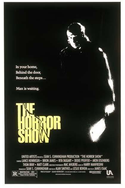Locandina italiana La casa 7 - The Horror Show