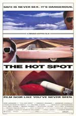 Locandina Hot Spot - Il posto caldo