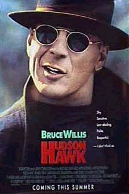Poster Hudson Hawk - Il mago del furto