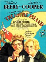 Locandina L'isola del tesoro [1]