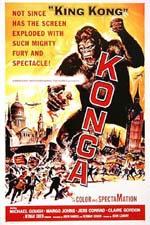 Poster Konga  n. 0