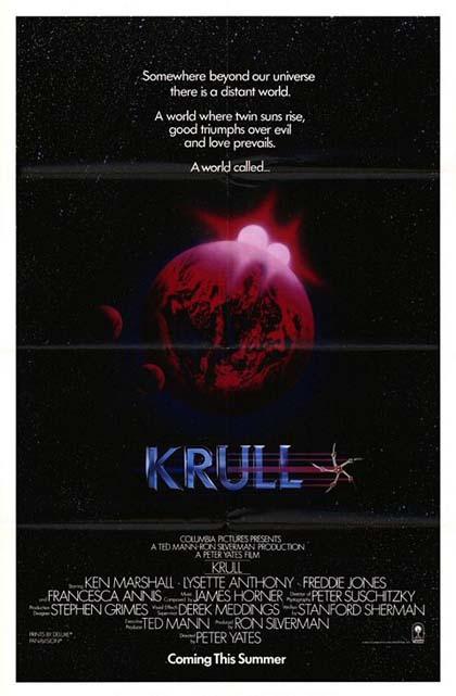 Poster Krull