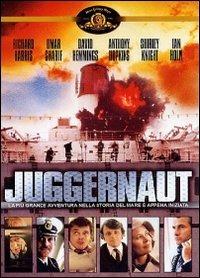 Locandina Juggernaut