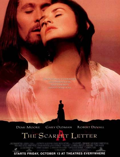 the scarlet letter movie la lettera scarlatta 2 1995 mymovies it 12951 | locandina