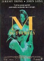 Locandina M. Butterfly