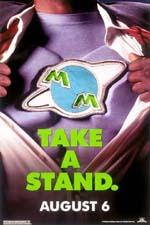 Poster Meteor Man  n. 1