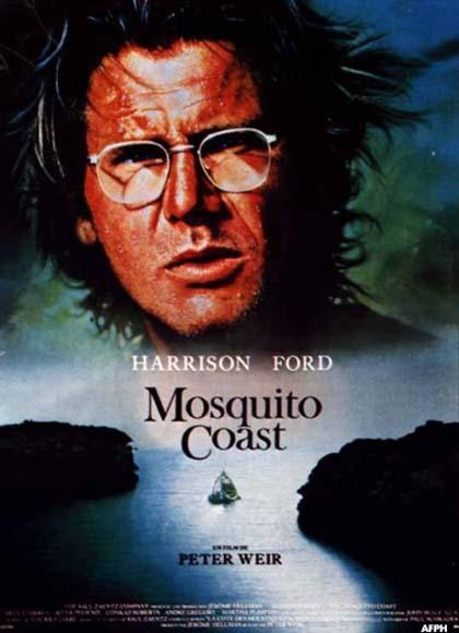 Locandina italiana Mosquito Coast