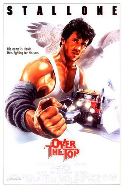 Poster 1 - Over the top