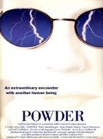 Locandina Powder - Un incontro straordinario con un altro essere