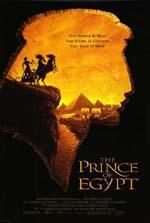 Poster Il principe d'Egitto  n. 1