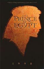 Poster Il principe d'Egitto  n. 2