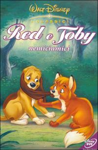 Locandina Red e Toby nemiciamici