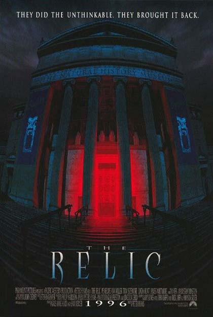 Trailer Relic - L'evoluzione del terrore