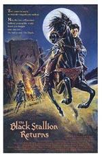 Poster Il ritorno di Black Stallion  n. 0