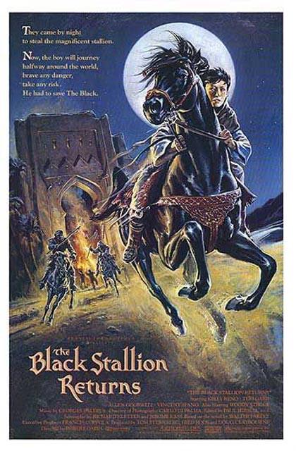 Trailer Il ritorno di Black Stallion