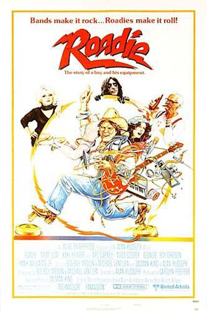 Trailer Roadie - La via del rock
