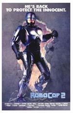 Poster Robocop 2  n. 0
