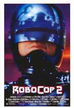 Poster Robocop 2  n. 1