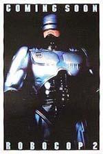 Poster Robocop 2  n. 2
