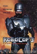Locandina Robocop 3