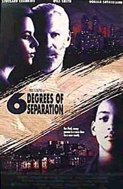 Poster 6 gradi di separazione