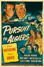 Locandina Sherlock Holmes fuga ad Algeri