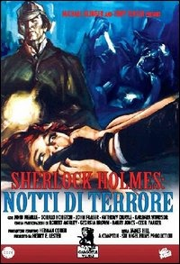 Locandina Sherlock Holmes: notti di terrore