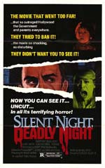 Poster Silent Night Deadly Night  n. 0