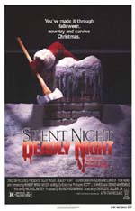 Poster Silent Night Deadly Night  n. 1