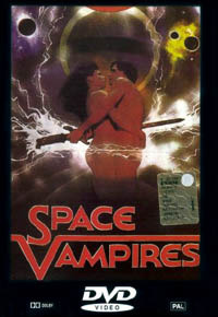 Locandina Space Vampires