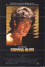 Poster Staying Alive  n. 0