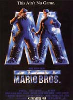 Locandina Super Mario Bros.