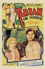 Poster Tarzan l'indomabile  n. 1