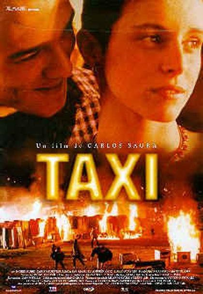 Locandina italiana Taxi
