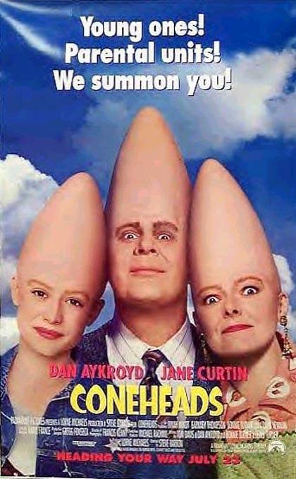 coneheads film gratuit