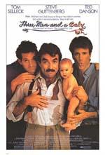 Trailer Tre scapoli e un bebè