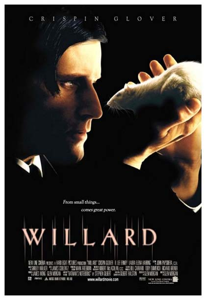 Trailer Willard - Il paranoico