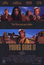 Trailer Young Guns II - La leggenda di Billy the Kid