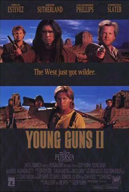 Trailer Young Guns II - La leggenda di Billy the Kid