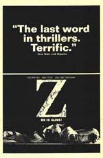 Poster Z - L'orgia del potere  n. 0