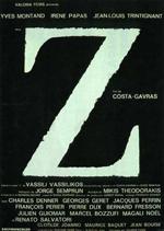 Poster Z - L'orgia del potere  n. 1